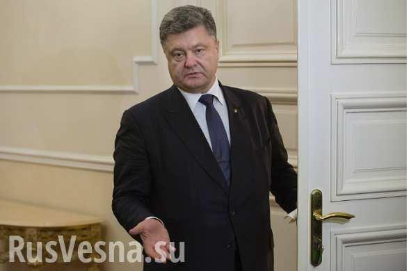 Порошенко пугает улучшение отношения ЕС к России, — сенатор от Крыма