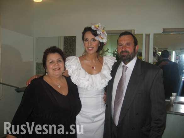 Родители «украинcкой патриотки» Джамалы благоденствуют в российском Крыму