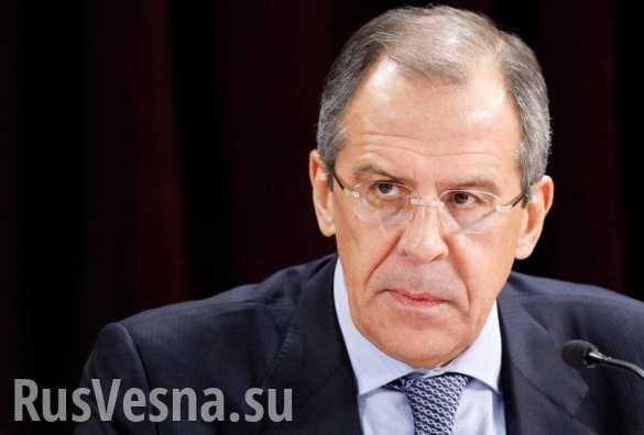 Следует выполнять Минские соглашения, а не спекулировать на тему их переписывания, — Лавров