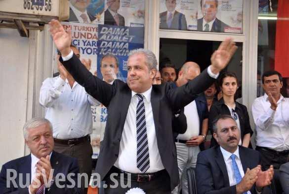 Турецкий депутат объяснил свое предложение сбить российский самолет