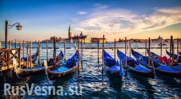 В Венеции проголосуют за признание Крыма частью России