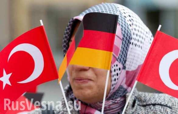 Германия отбивается от шантажа Турции «моральной дубиной»
