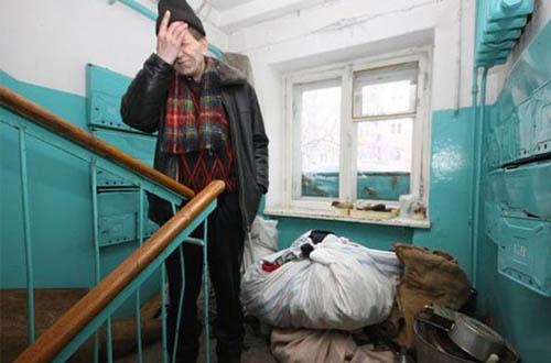 На Украине отобрали очередную квартиру из-за неплатежей по «космическим» тарифам за коммунальные услуги