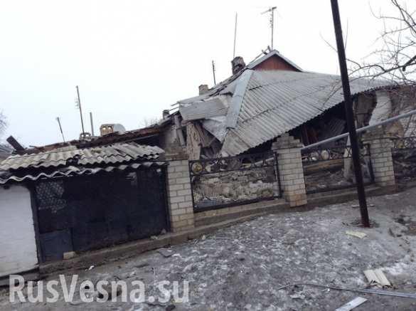 Обстрел Докучаевска велся с позиций 72-й бригады ВСУ, — Басурин
