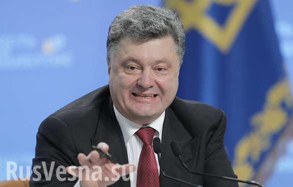 Победа на «Евровидении» поможет вернуть Крым, — Порошенко