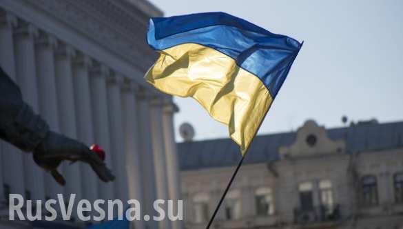 Порошенко предложили изменить цвета украинского флага