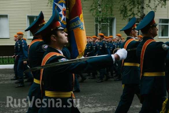 Спецотряды МЧС «Лидер» отправились разминировать Сербию, Крым и Южную Осетию (ФОТО, ВИДЕО) | Русская весна