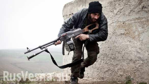Сводка: ИГИЛ атакует под Пальмирой, боевики «ан-Нусры» и «оппозиции» — в Алеппо, Латакии, Дамаске и Хаме (ВИДЕО)