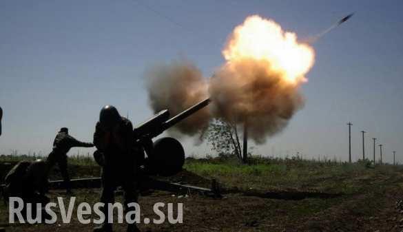 ВСУ выпустили более 25 мин по Саханке, обстреляны пригороды Донецка