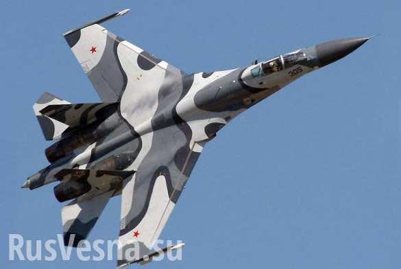 Американский самолет-разведчик приблизился к российским границам на Балтике