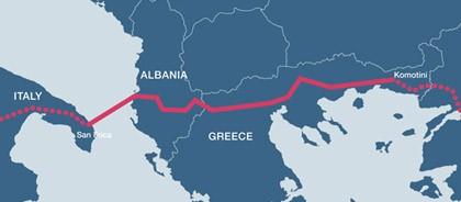 ЕС начинает строительство трубопровода для поставок газа из Азербайджана