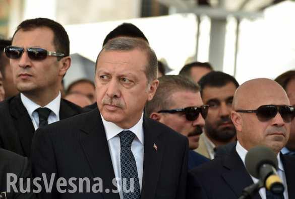Конфликт Эрдогана и турецких военных усиливается