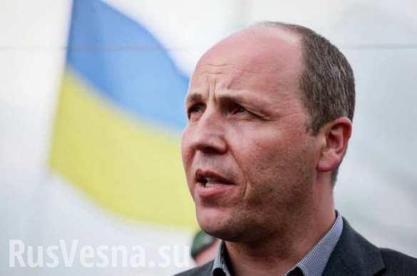 Россия вернула Крым в сталинские времена, — спикер Рады