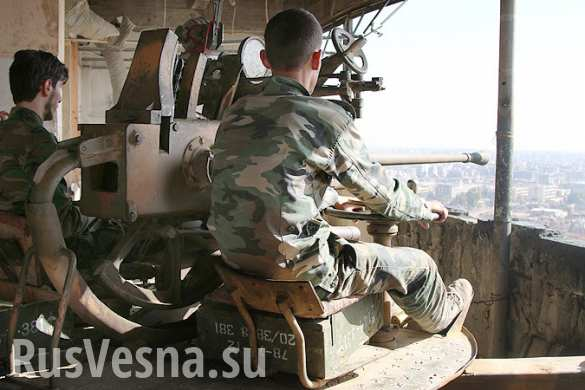 Сводка от «Тимура»: Армия теснит боевиков в Латакии, Дамаске и Дейр Зор, под Пальмирой у ИГИЛ отбиты высоты, уничтожена колонна техники