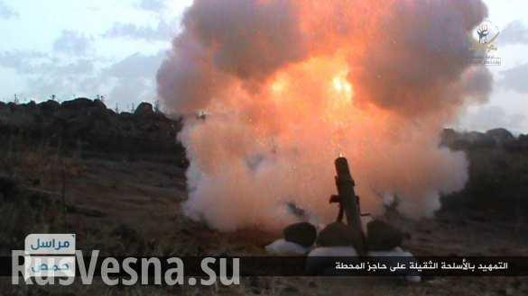Сводка: танковое наступление террористов в Хаме, ИГИЛ, «Ан-Нусра» и «умеренная оппозиция» атакуют в Алеппо, Дамаске и Латакии (ФОТО, ВИДЕО)