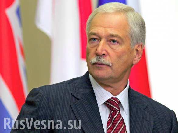 Выборы в Донбассе немыслимо проводить без амнистии, — Грызлов
