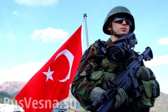 На юго-востоке Турции произошел взрыв, один военный погиб, девять ранены