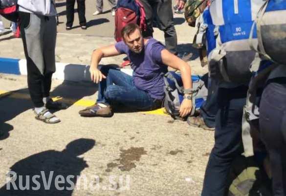 Навальный: бить иль не бить?