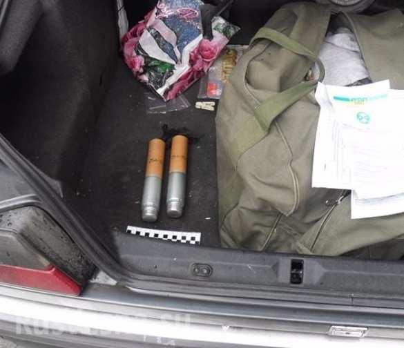 С гранатой в кармане: конфликт четырех «атошников» в Киеве едва не перерос в бойню (ФОТО) | Русская весна