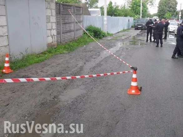 С гранатой в кармане: конфликт четырех «атошников» в Киеве едва не перерос в бойню (ФОТО)