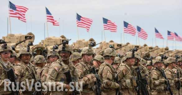 Столько вражеских войск вокруг России не было со времен Второй мировой войны, — американский эксперт