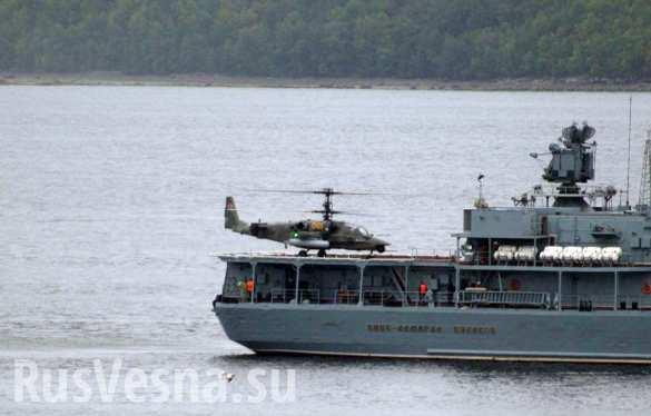 Что получит ВМФ РФ взамен «Мистралей» после демарша Франции (ФОТО)