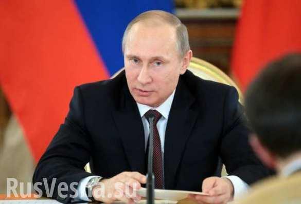 «Мы готовы купить многое, но ничего не продаем», — Путин о Курилах