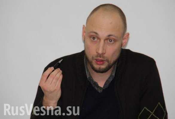 «Нельзя обсуждать выборы на Донбассе! Это как выбирать, вешаться нам или стреляться!» — журналист-предатель из Луганска