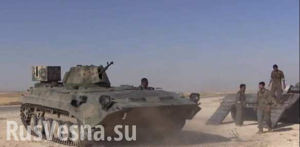 СРОЧНО: наёмники США и курды готовятся к штурму сирийской столицы ИГИЛ — Ракки (ВИДЕО)