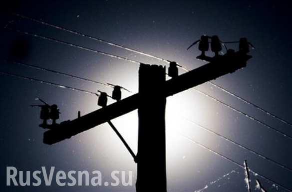 СРОЧНО: Обесточены крупнейшие города Крыма