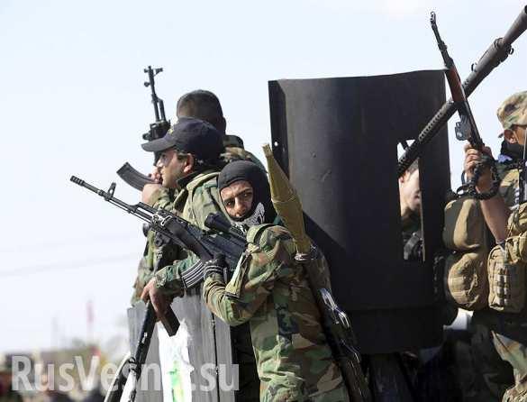 Сводка от «Тимура»: Под Пальмирой САА отбросила ИГИЛ на 2 км, под Дамаском и в Дейр Зор у ИГИЛ большие потери, уничтожены 2 главаря ( ВИДЕО БОЕВ)