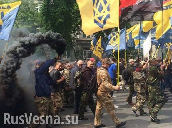 «Выборов на Донбассе не будет, мы вынесем эту Раду» — угрозы главаря «Азова» Билецкого ( ВИДЕО)