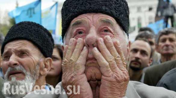Ждать ли теперь «восстания крымских татар»?