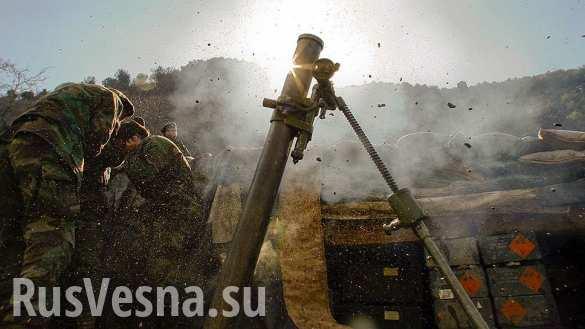 Минобороны ДНР за сутки зафиксировало более 200 обстрелов Республики с позиций ВСУ