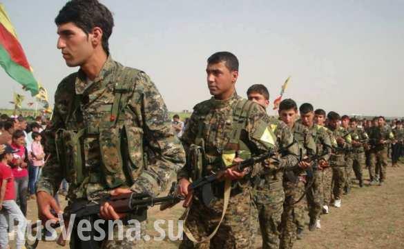 МОЛНИЯ: курды продвигаются к столице ИГИЛ, захвачена Аль Хиса, террористы эвакуируют семьи из Ракки (ФОТО)