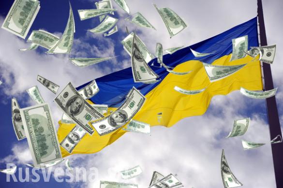 От жителей Украины скрывают условия получения новых кредитов МВФ