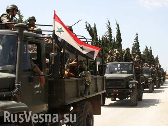 Сирийские военные уничтожили более сотни боевиков в провинции Хама, — СМИ