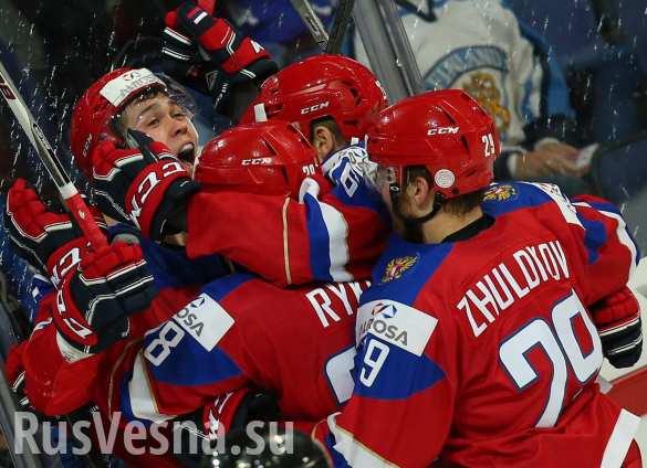 Хоккеисты сборной России могут радоваться бронзе, — Овечкин