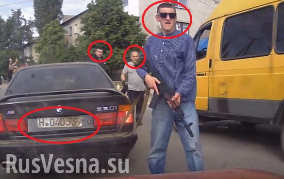 «Кровавый четверг»: уголовники из «Айдара» избивают и расстреливают мирный пикет жителей Старобельска (архивное ВИДЕО)