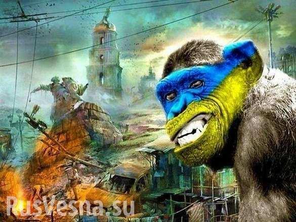 «Кто не скачет — тот москаль» теперь в Одессе (обновлено, добавлено ВИДЕО)