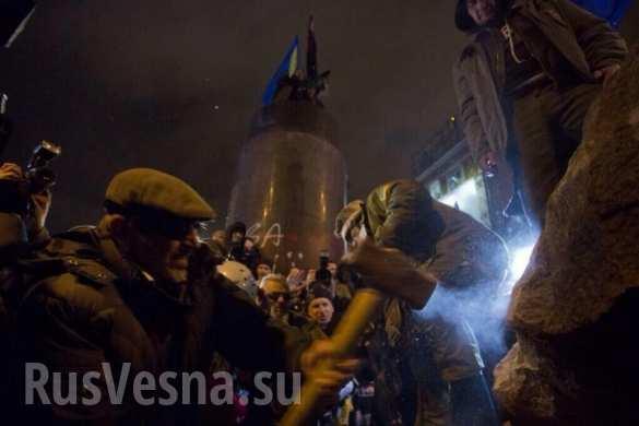 Под Киевом появится «кладбище Лениных» (ФОТО)   Русская весна