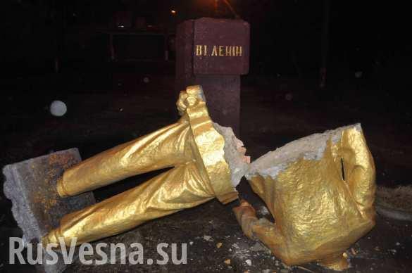 Под Киевом появится «кладбище Лениных» (ФОТО)