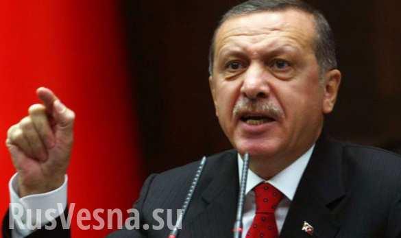 Реджеп Эрдоган принял отставку премьер-министра Турции Ахмета Давутоглу