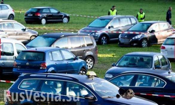 Стрельба в Австрии: трое убиты, одиннадцать ранены (ФОТО)