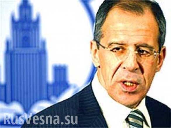 Лавров ответил на депутатский запрос о запрете въезда в РФ украинскому актеру Владимиру Зеленскому