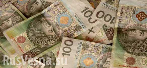 Польский злотый — самая дешевая валюта в мире