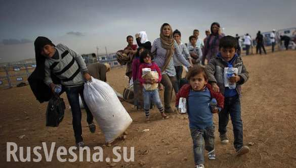 Россия доставила 3,5 тонны гуманитарной помощи в сирийский Хабаб