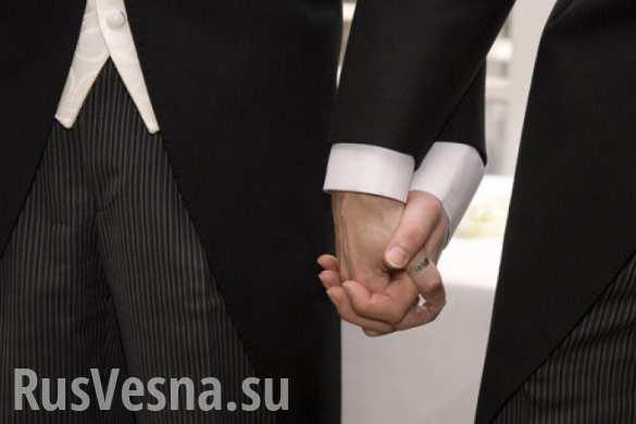Шотландская церковь одобрила однополые браки между священниками