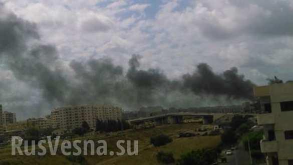 СРОЧНО: Теракт в сирийской Латакии: есть погибшие (ФОТО) | Русская весна
