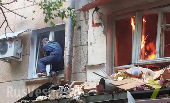 СРОЧНО: В Одессе прогремел мощный взрыв, есть пострадавшие (ФОТО,  ВИДЕО) | Русская весна